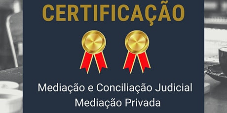 Curso de Mediacao e Conciliacao Judicial ingressos