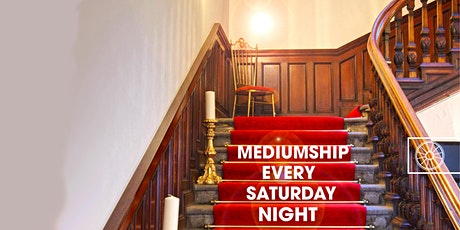 Evening of Mediumship   Sandra Aetheris, Liz Titterton & Fredrik Haglund tickets
