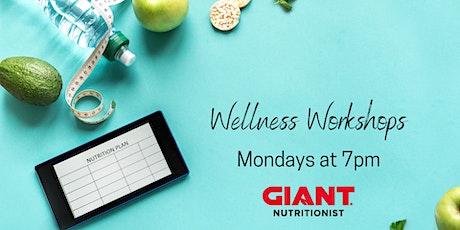VIRTUAL September: Wellness Workshops tickets