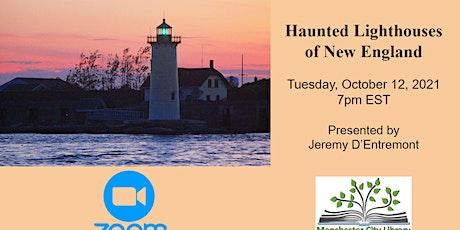 Haunted Lighthouses of New England entradas