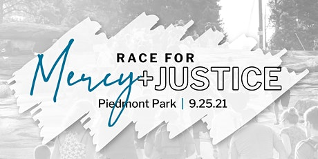 Race for Mercy+Justice tickets