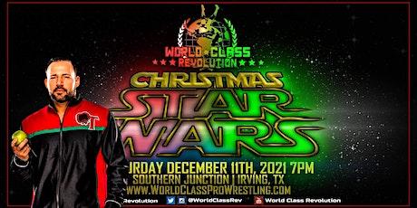 World Class Christmas Star Wars QT Marshall Seminar tickets