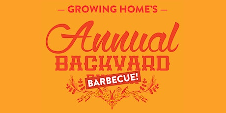 Growing Home's BackYard Barbecue tickets