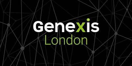 Genexis 2021: London 28/09/21 tickets