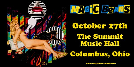 THE MAGIC BEANS at The Summit Music Hall - Wednesday October 27 tickets