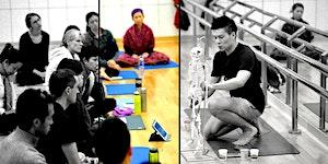 Yoga Anatomy & Therapeutics Workshop, feat. Dr Bryan...