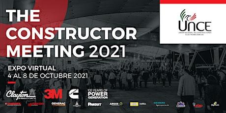 The Constructor Meeting 2021 entradas
