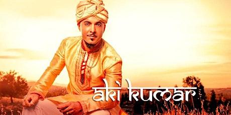 Aki Kumar - A Bollywood, Blues, Indian fusion dinner event. tickets