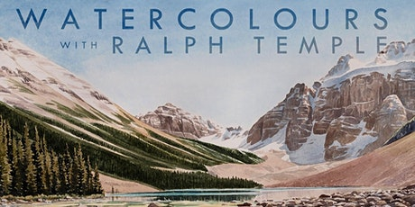 Watercolours with Ralph Temple tickets