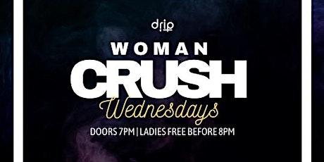 WOMAN CRUSH WEDNESDAY tickets