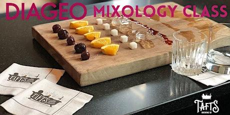 Mixology Class with Diageo Spirits tickets