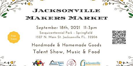 Jacksonville Makers Market tickets
