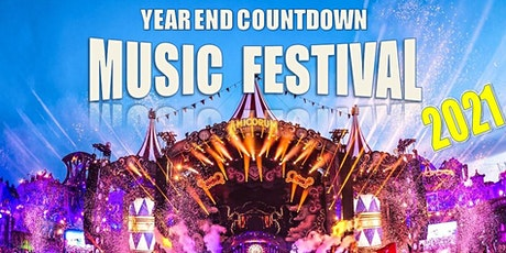 Year End Countdown Music 2021 tickets