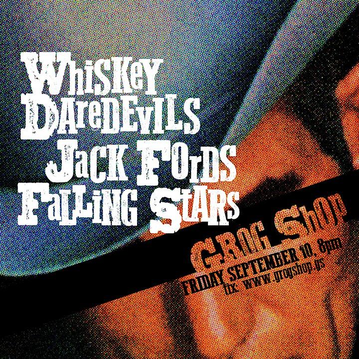 Whiskey Daredevils / Jack Fords / Falling Stars image