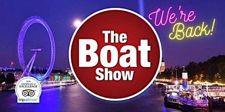 Saturday  @ The Boat Show Comedy Club and Popworld Nightclub tickets