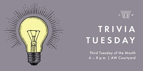Trivia Tuesday at Armature Works tickets