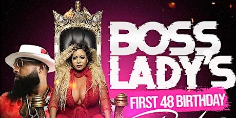 Boss Lady's First 48 Birthday Bash w/Slim Thug tickets