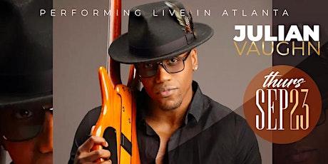Julian Vaughn Live at Suite tickets