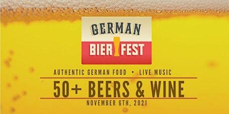 German Bierfest tickets