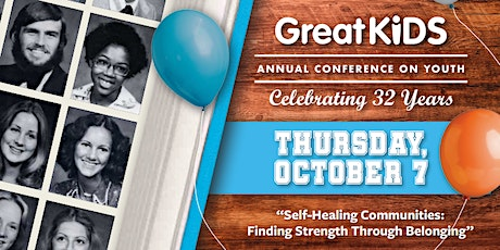 Great KIDS 32nd Annual Conference on Youth tickets