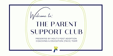 The Parent Support Club - Preschool Edition 2 (All 6 Meetings) tickets