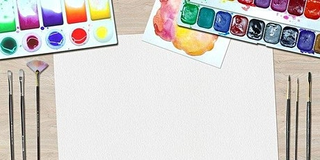 Watercolor Doodles:  Pumpkins and Fall Flowers tickets