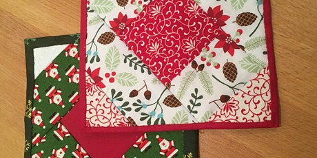Festive Hand Quilting tickets