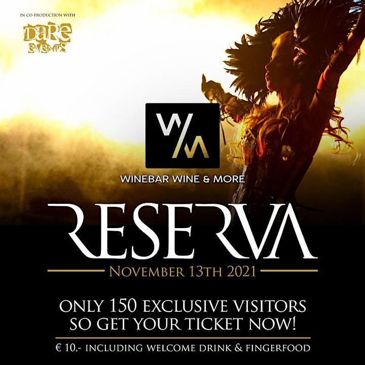 Afbeelding van Wine & More Reserva
