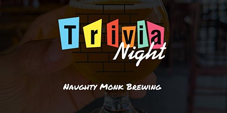 Trivia Night at Naughty Monk Brewery tickets