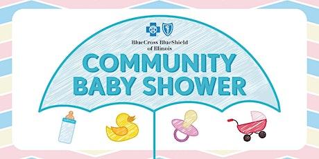 BCBSIL Virtual Community Baby Shower (Peoria) tickets