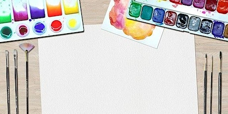 Watercolor Doodles:  Fall Foliage tickets