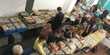 CD- & Schallplattenbörse Magdeburg Tickets