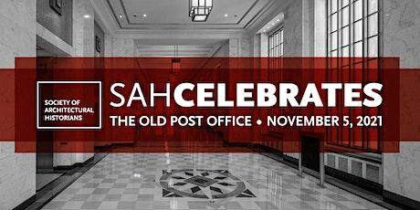 2021 SAH Celebrates tickets