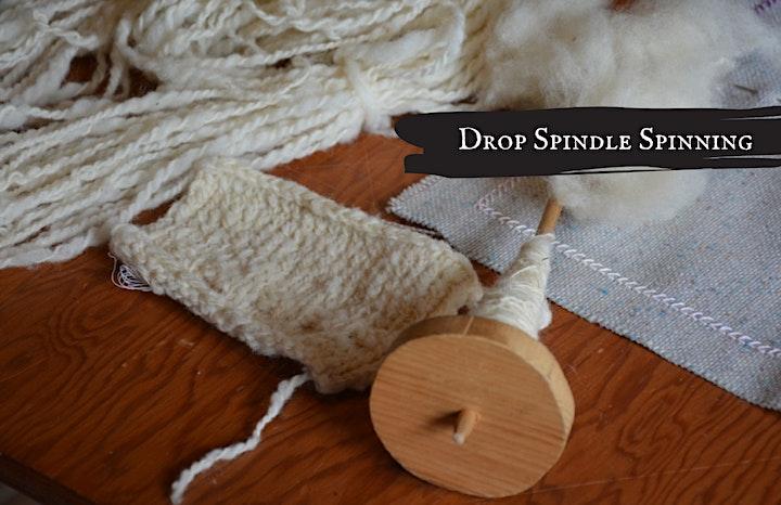 Heirloom Workshop Series: Spinning Wool image