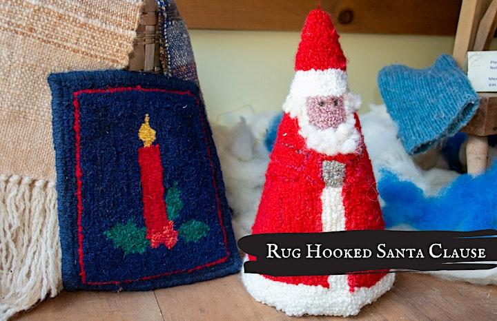 Heirloom Workshop Series: Rug Hooking image