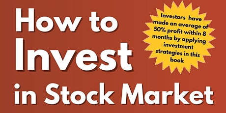 How to invest in the stock market for the first time and make money tickets