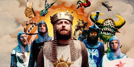 Backyard Movies: Monty Python and the Holy Grail tickets