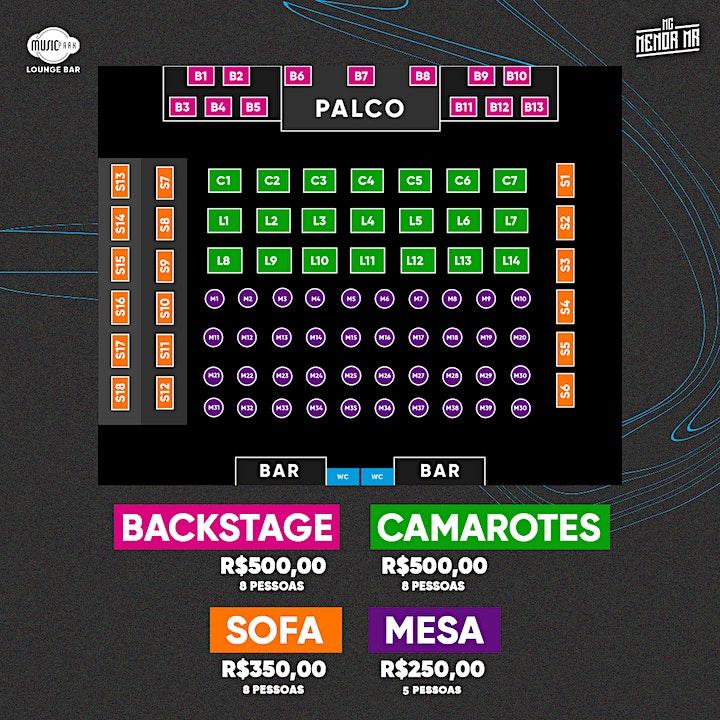 Imagem do evento MC MENOR MR -FLUXOU   Music Park Balneário