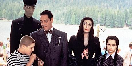 Backyard Movies: Addams Family Values tickets