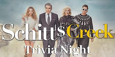 Schitt's Creek Trivia Night at Rusty's Sports Lounge, Kelowna! tickets