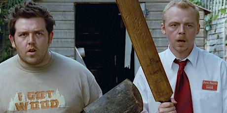Backyard Movies: Shaun of the Dead tickets