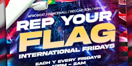 International Fridays tickets