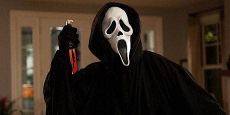 Backyard Movies: Scream (25th Anniversary) tickets