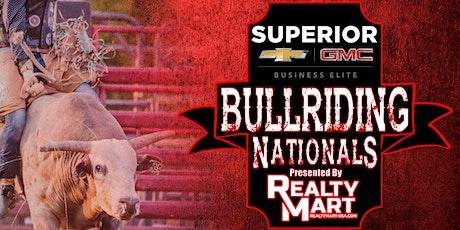 Bullriding Nationals - Siloam Springs  AR tickets