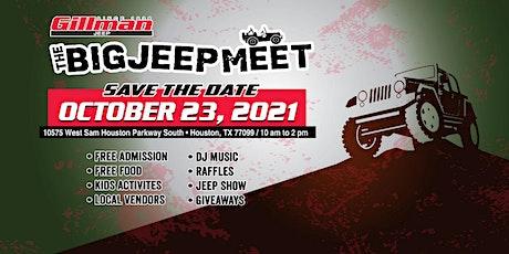 The Big Jeep Meet 3 at Gillman Jeep tickets