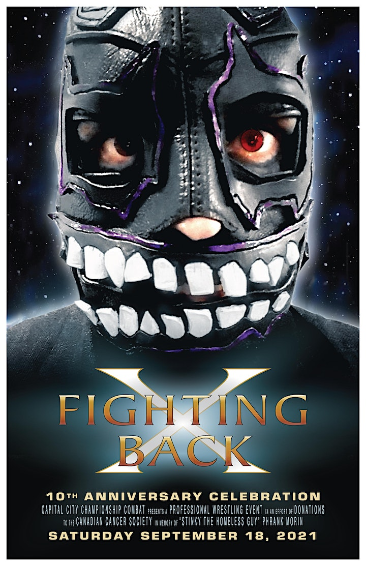 Fighting Back: Wrestling With Cancer - 10th Anniversary image