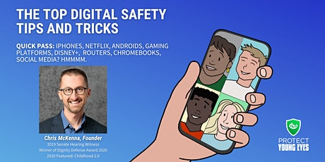 Top Digital Safety Tips and Tricks tickets