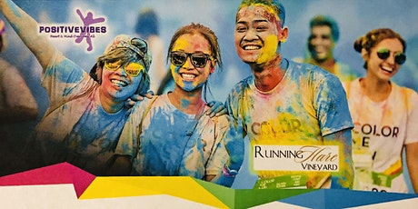 """""""THIS IS ME"""" 3rd Annual Color Run Blast - 5K & More! tickets"""