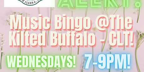 SEABROOKS MUSIC BINGO AND THIRSTY THURSDAY AT KILTED BUFFALO! tickets