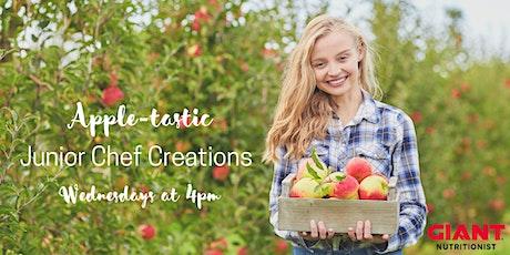VIRTUAL September: Junior Chef Creations tickets